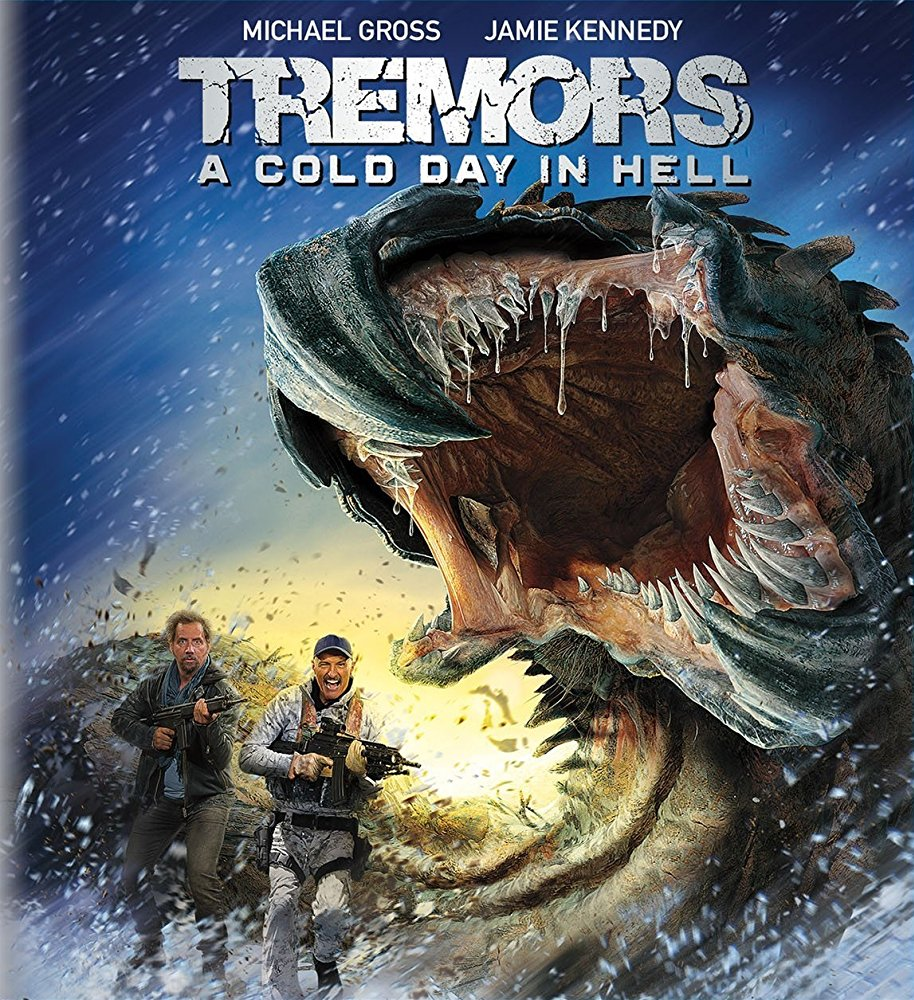 Дрожь земли 6 / Tremors: A Cold Day in Hell